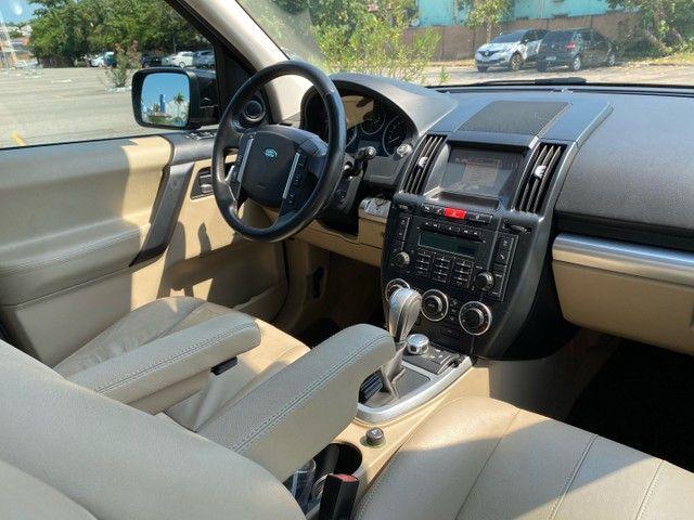 Land Rover Freelander 2 SE Diesel Semi nova extremamente conservada  - Foto 9