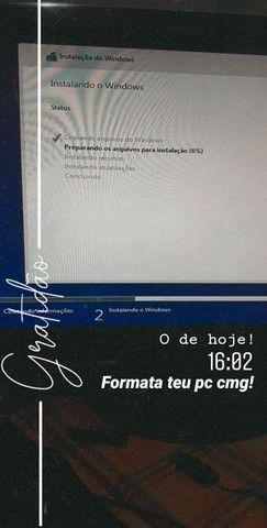 Formatação em notebook e desktops - Foto 3