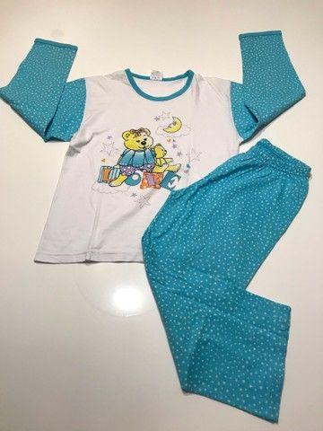 Pijama Tamanho 6 - Foto 2
