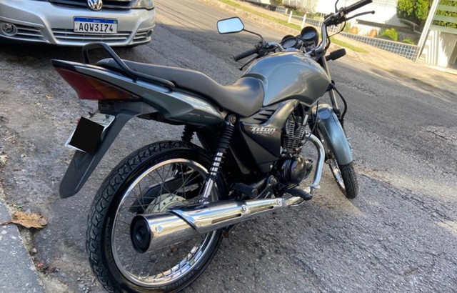 CG Titan 150 2011 toda revisada nada pra fazer - Foto 4