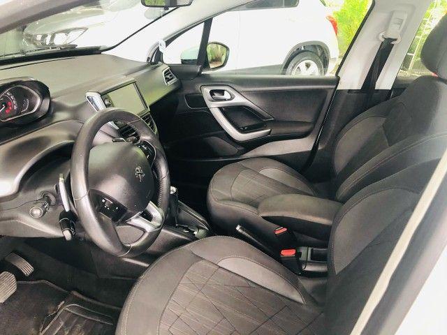 Peugeot 208 Griffe Automático 1.6 2016 *Carla Alves ** - Foto 15
