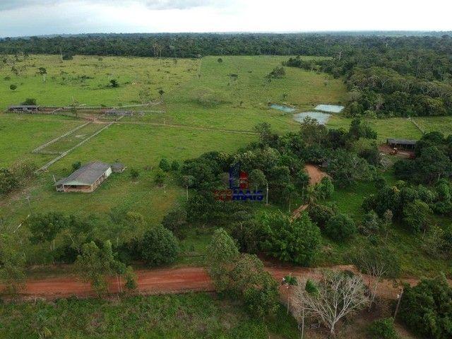 Fazenda à venda, por R$ 7.410.000 - Zona Rural - São Francisco do Guaporé/RO - Foto 4