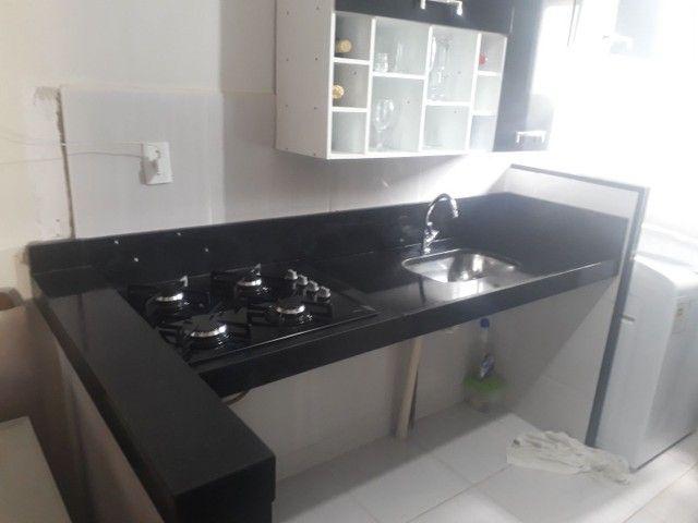 Mármores e granitos Pia banheiro, bancada de cozinha, soleiras, peitoril, etc. - Foto 5