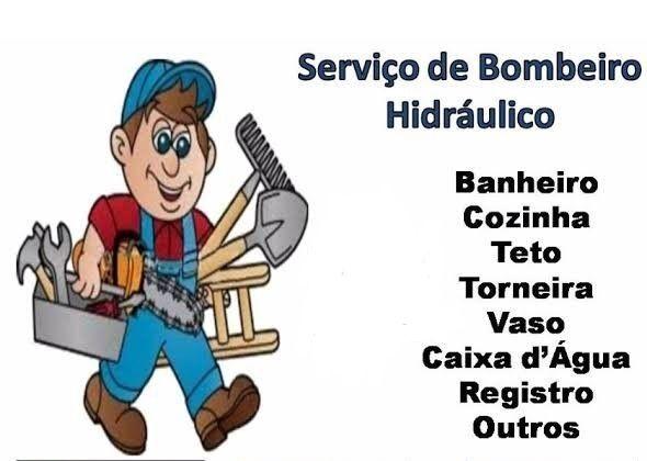 Bombeiro hidráulico /encanador
