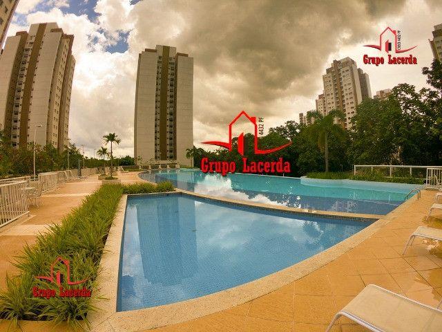 Mundi Resort Residencial 96m² 2 suítes 3 Vagas  fino acabamento - Foto 4