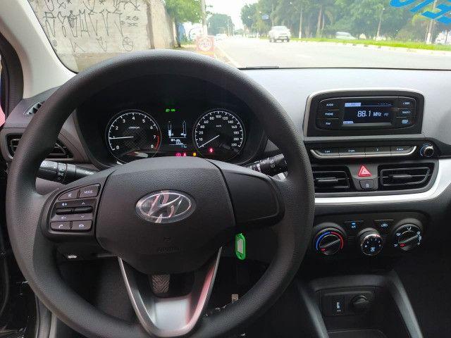 Hyundai HB20 Sense 2021 1.0 Flex Completo Comando de som no volante - Foto 12