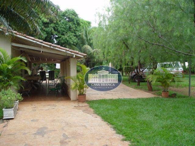 Chácara com 2 dormitórios à venda, 5920 m² por R$ 330.000,00 - Chácaras Arco-Íris - Araçat - Foto 2