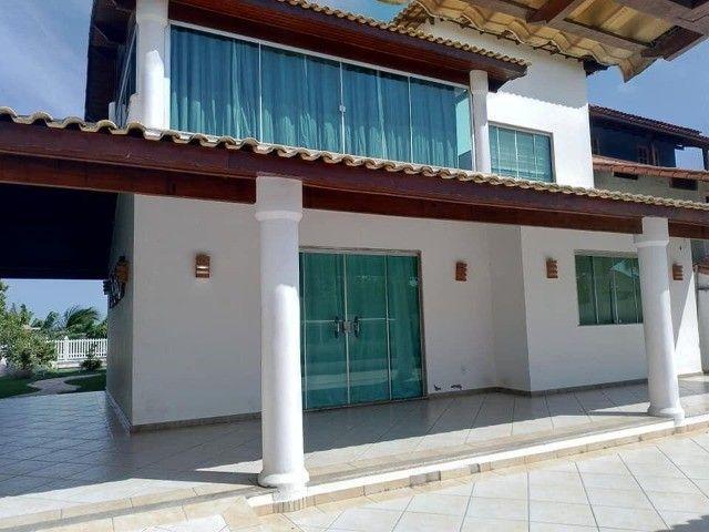 Casa estilo mansão, vista cinematográfica da Lagoa de Araruama de todo o imóvel - Foto 19