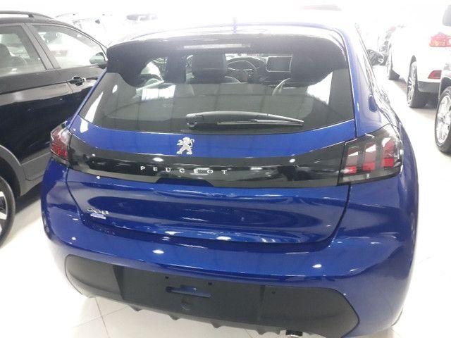 Peugeot 208 griffe 2021 aut.mais teto