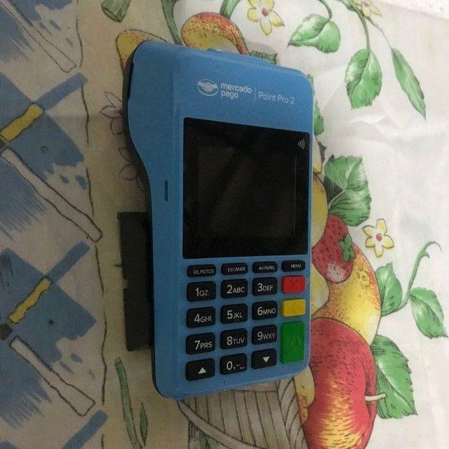 Máquina de cartão, mercado pago, point pró 2 - Foto 3