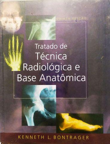 Bontrager- Técnica Radiológica- em ótimo estado-Uberlândia - Foto 2