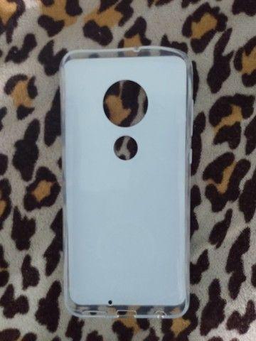 Capa de Motorola G7 plus