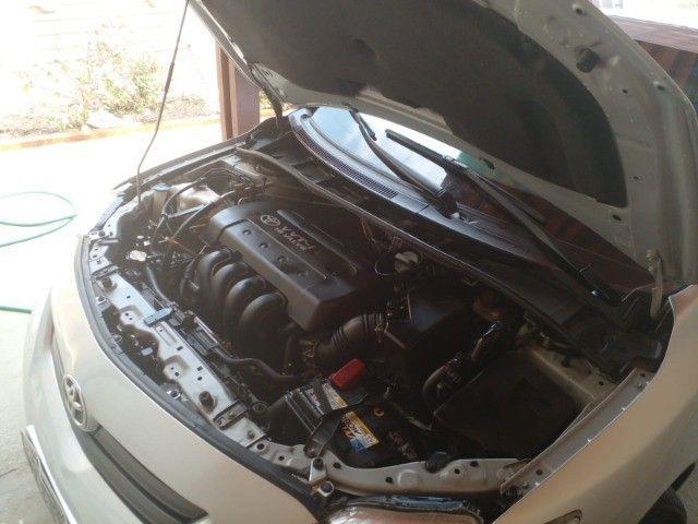 Corolla 2009 XEI Automático *leia Anuncio* - Foto 9