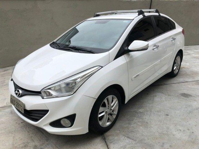 Hyundai HB20S Premium Automático Completo, Zerado - Foto 3