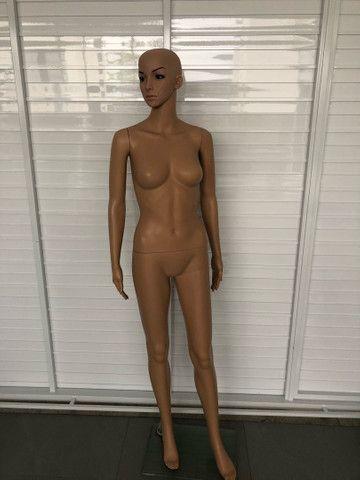 2 Manequins de loja Semi Novos - Foto 4