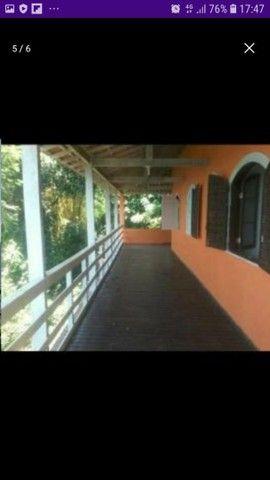 Alugo casa mobiliada piscina 6 quartos na Ilha de itacuruça  RJ