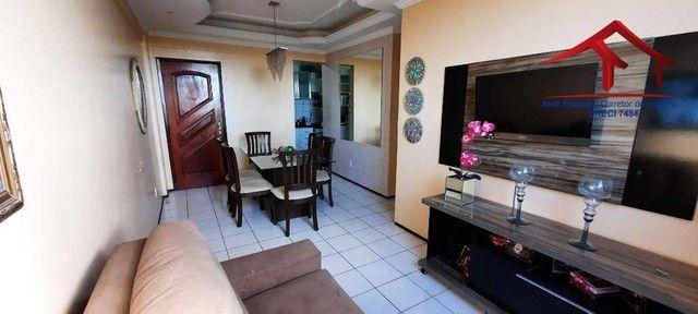 Apartamento com 3 dormitórios à venda por R$ 240.000,00 - Parangaba - Fortaleza/CE - Foto 7