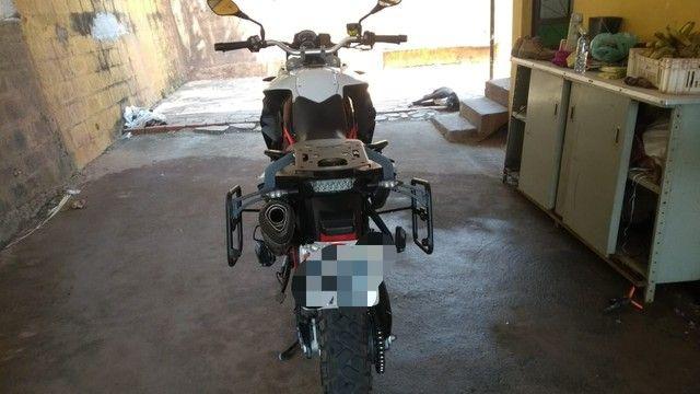GS 800 Branca e Vermelho - Foto 6