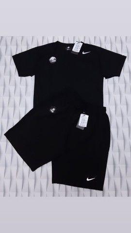Conjunto Nike dry-fit