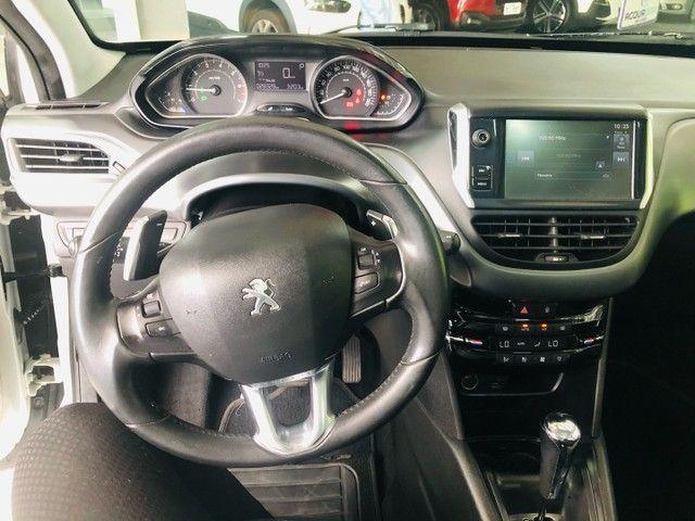 Peugeot 208 Griffe Automático 1.6 2016 *Carla Alves ** - Foto 9