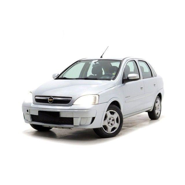 GM/Corsa Sedan Premium 2010 1.4 Flex 4p.