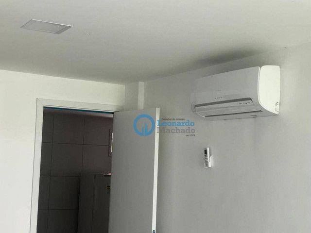 Apartamento com 3 dormitórios à venda, 110 m² por R$ 530.000 - Porto das Dunas - Aquiraz/C - Foto 5