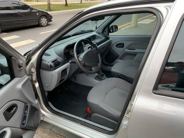 Renault Clio 1.0 flex 4p Ótimo Estado!  - Foto 11