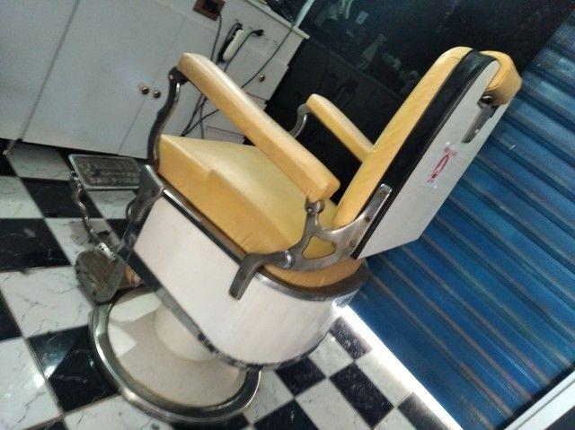 Cadeira ferrante inclinavel modelo 1970  - Foto 4