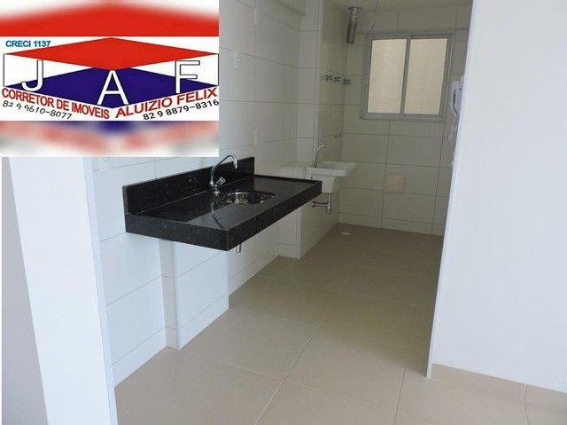 Apartamento para venda com 50 metros quadrados com 2 quartos em Jatiúca - Maceió - AL - Foto 2