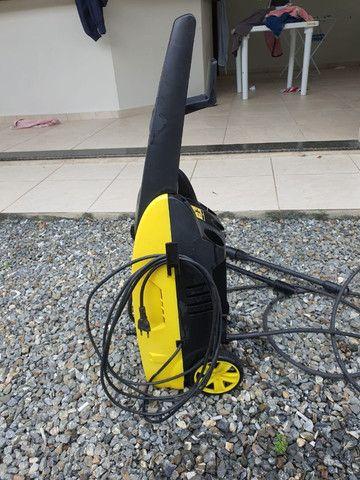 Lavadora de Alta Pressão Vonder LAV 1800 2000 Libras 1800W 220V Preto e Amarelo - Foto 3