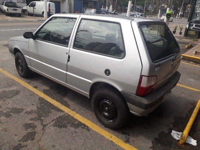 Fiat Uno Mille Economy em ótimo estado  - Foto 3