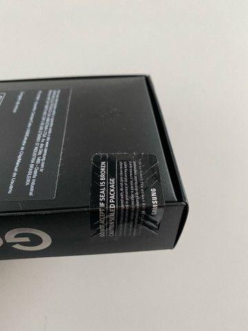 Samsung s21 plus 256 gb prata novo lacrado NF - Foto 2