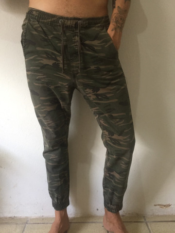 Calça militar camuflada - Foto 2