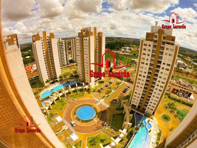 Mundi Resort Residencial 96m² 2 suítes 3 Vagas  fino acabamento - Foto 10