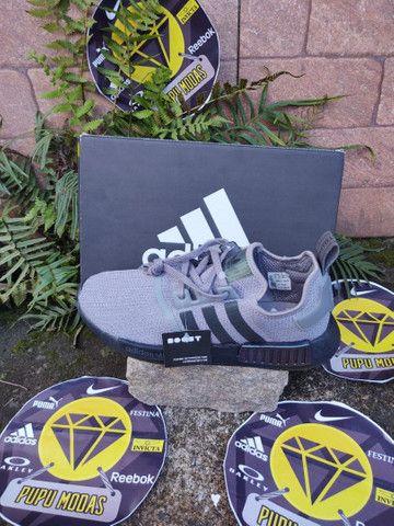 Tênis Adidas nmd r1 - Foto 3