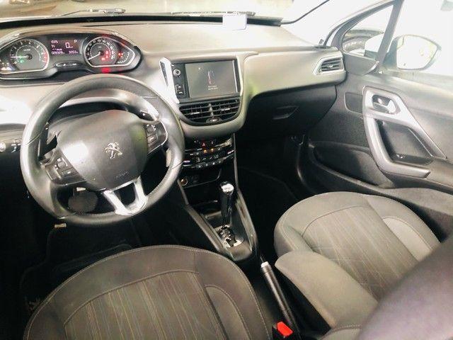 Peugeot 208 Griffe Automático 1.6 2016 *Carla Alves ** - Foto 7