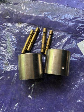 Weber 40 - Venture 28mm e tubos misturadores  - Foto 2