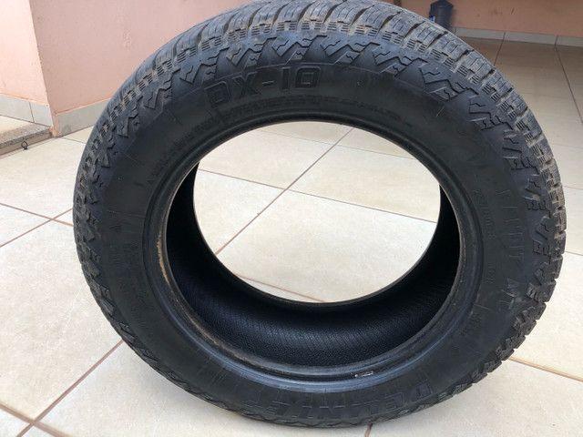 Vendo 02 pneus 255/60R18  - Foto 2
