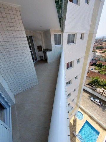 Apartamento para venda com 75 metros quadrados com 2 quartos em Guilhermina - Praia Grande - Foto 8