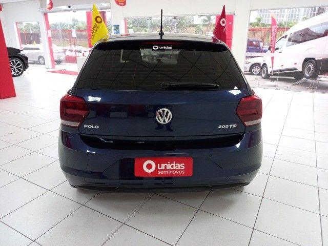Volkswagen Polo Comfortline 200 Tsi At 1.0 4P - Foto 6
