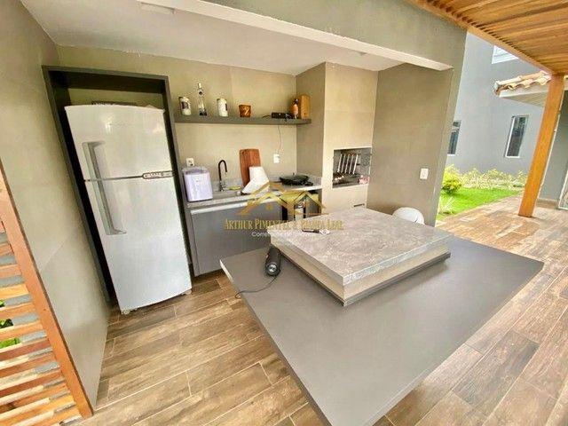Casa de condomínio sobrado para venda com 407 metros quadrados com 4 quartos - Foto 20