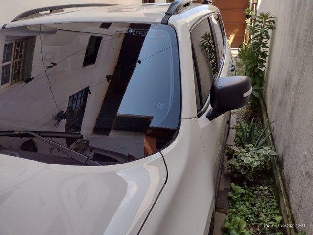 Jeep Renagade Sport MT Branca - Foto 5