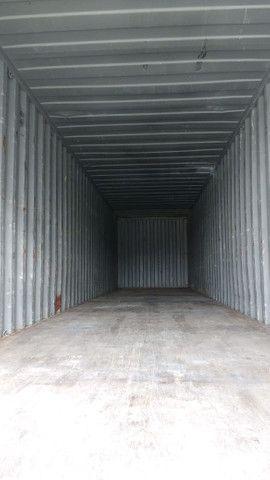 Conteiner Seco 12 metros Usado Marítimo Ótimo estado - Foto 2