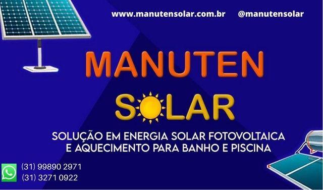 Prestação de serviços. Energia solar.  - Foto 2