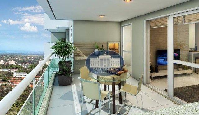 Apartamento com 3 dormitórios à venda, 98,29 m², lazer completo - Parque das Paineiras - B - Foto 2