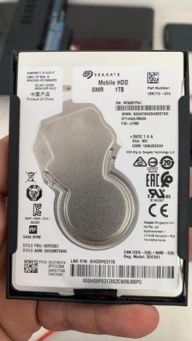 HD Notebook semi novo