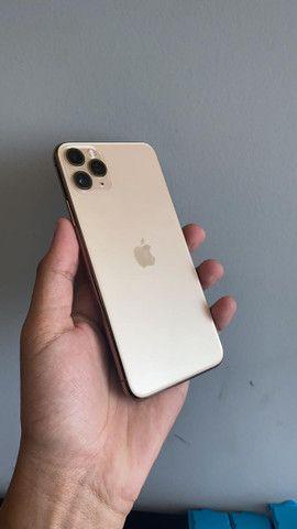 iPhone 11 Pro max 256GB gold ( perfeito estado )