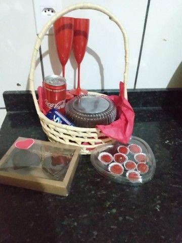Cestas de chocolates para o dia dos namorados  - Foto 5