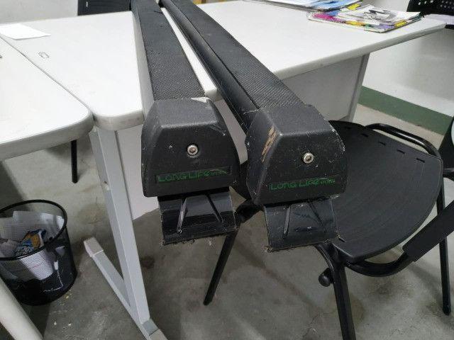 Rack de teto / bagageiro Astra de 99 á 13 - Foto 5