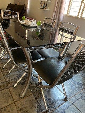 Mesa 6 cadeiras  - Foto 4